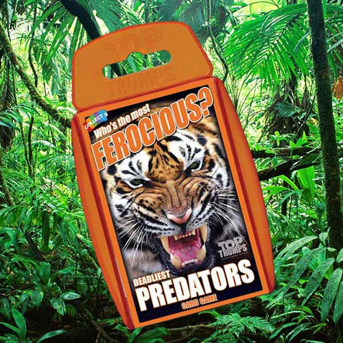 Top Trumps: Deadliest Predators