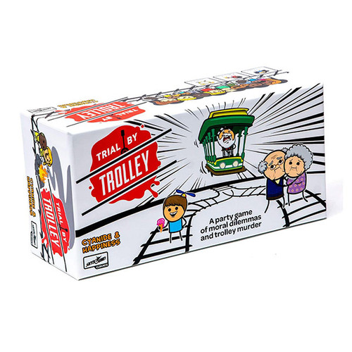 Trial by Trolley Card Game