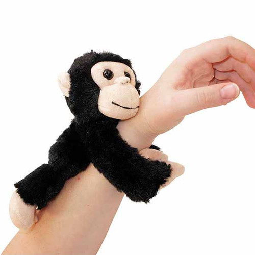 Huggers Chimp Stuffed Animal