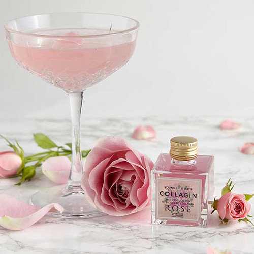 Collagin Rose - Collagen Infused Gin