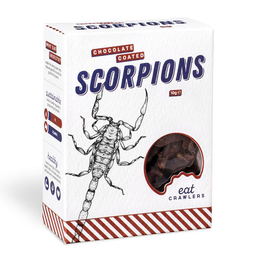 Milk Chocolate Insects
