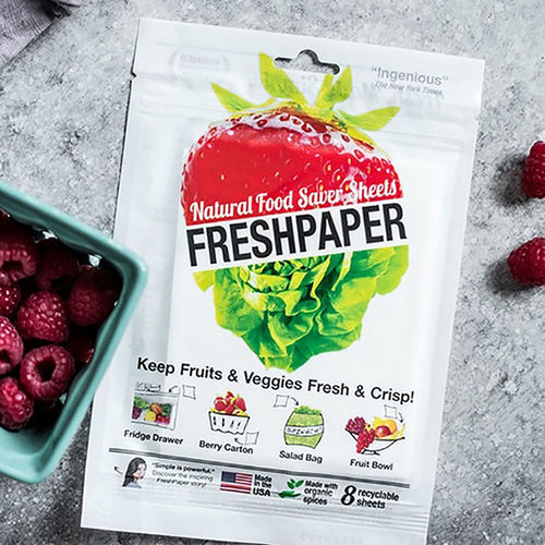 FreshPaper Food Saver Sheets