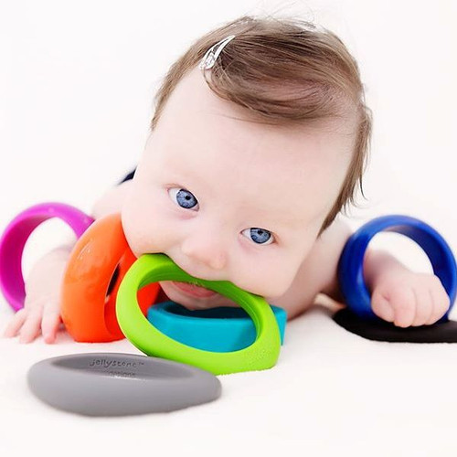 Organic Teething Bangle