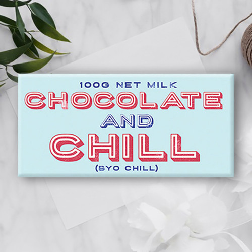 Chocolate and Chill Bar