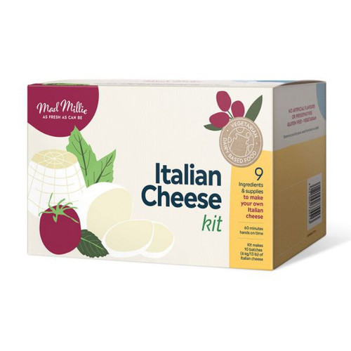 Mad Millie Italian Cheese Kit