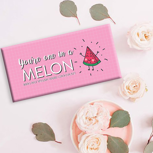 You're One in a Melon Chocolate Block