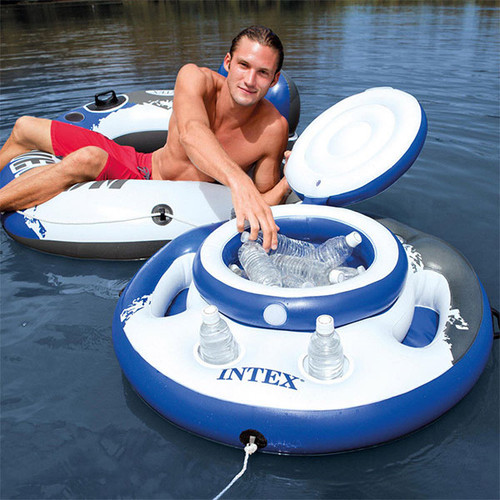 Mega Chill Inflatable Cooler