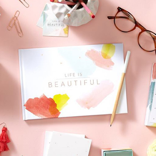 Life is Beautiful Quote Book