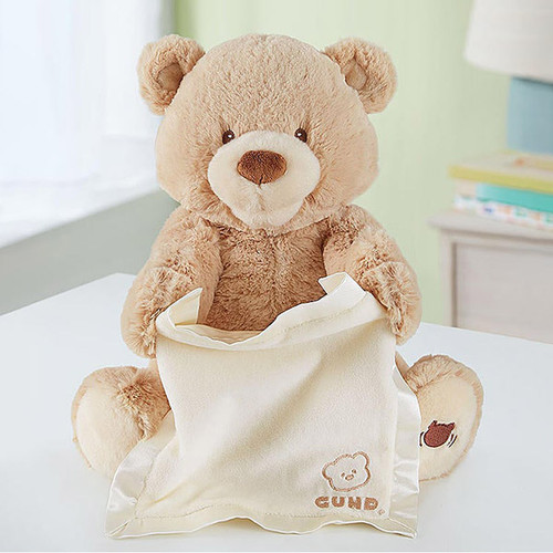 Peek-a-Boo Interactive Bear