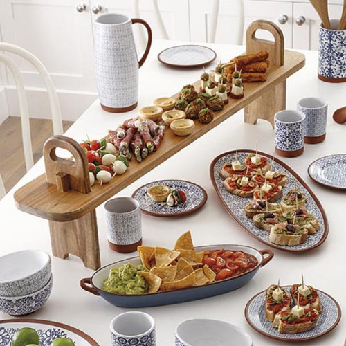 95cm Tapas Plank Serving Board