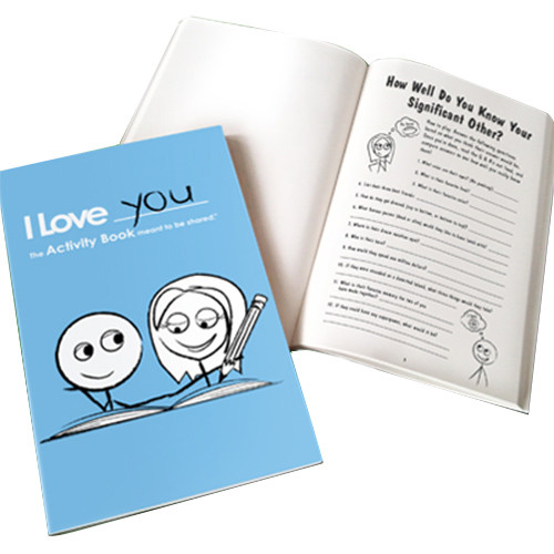 The Activity Book For Couples