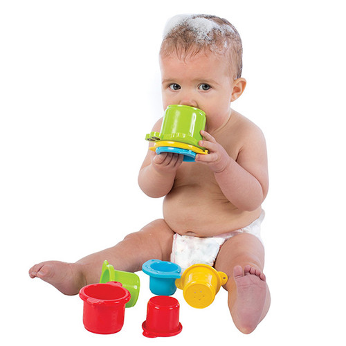 Playgro Crocodile Cups