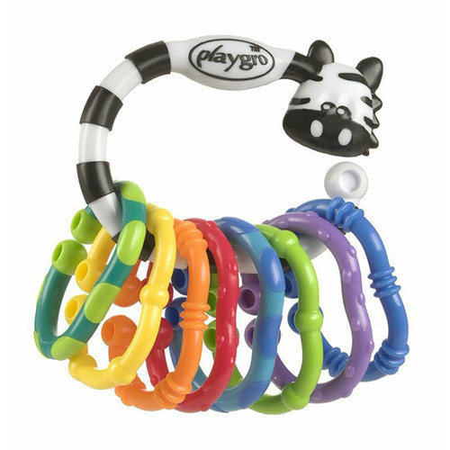 Playgro Zebra Links