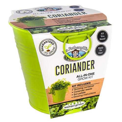 Coriander Garden Grow Kit