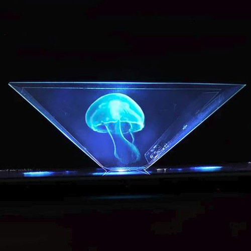 3D Hologram Visualiser