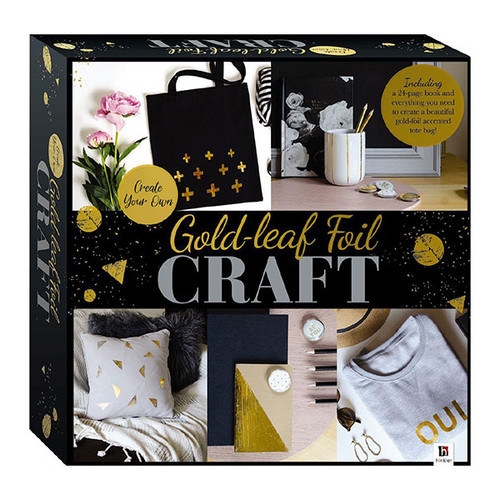 Create Your Own Gold-leaf Craft Kit