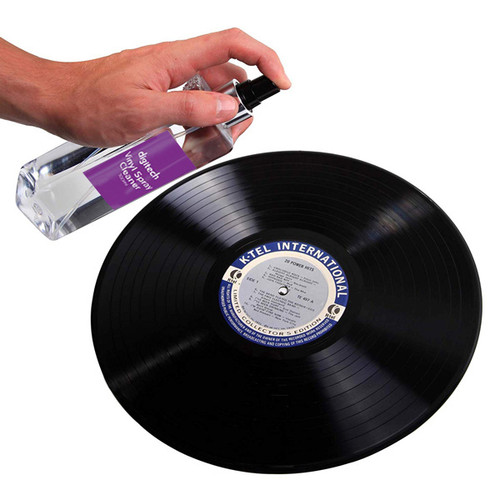 Vinyl Record System Cleaning Kit