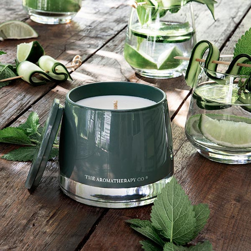 Wild Mint & Lime 260g Candle