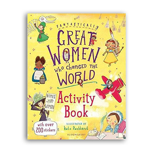 Fantastically Great Women Who Changed the World Activity Book