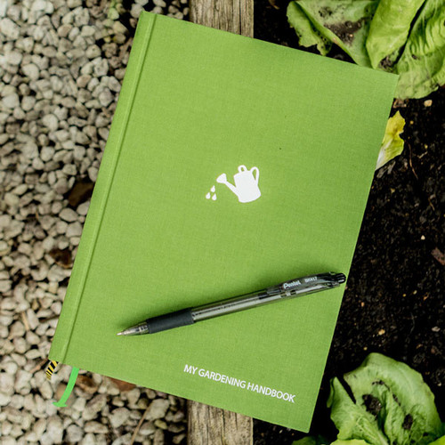 My Gardening Handbook Journal