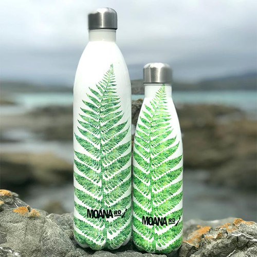 Fern Stainless Steel Drink Bottle