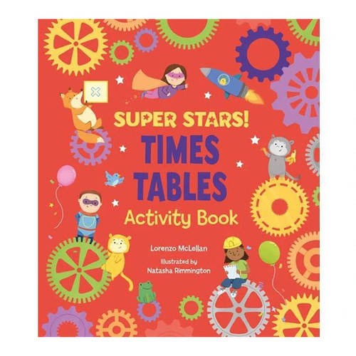Super Stars Times Table Activity