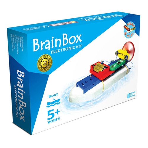 Brain Box: Boat Electronic Kit