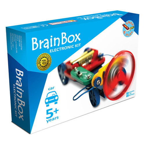 Brain Box: Car Electronic Kit