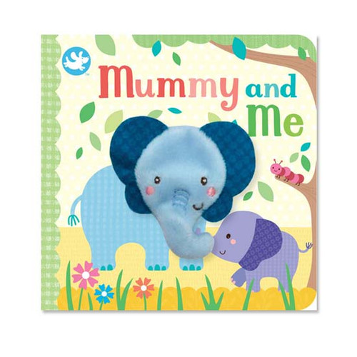 Mummy and Me Little Finger Puppet Book