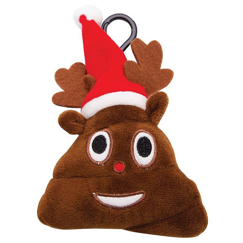 Poodolph the Singing Keychain