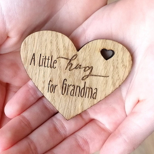 A Little Hug for Grandma Pocket Token