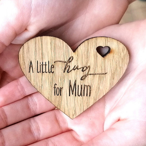 A Little Hug for Mum Pocket Token