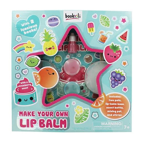 Make Your Own Lip Balm Fun Box