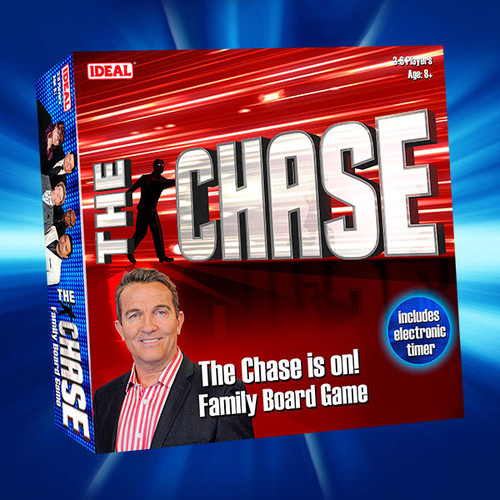 The Chase Board Game NZ
