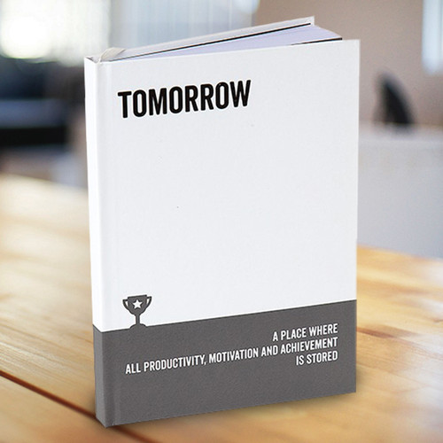 Say It: Tomorrow A5 Notebook NZ