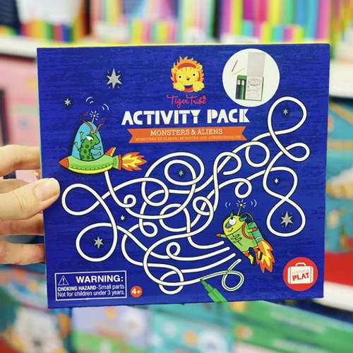 Monsters & Aliens Activity Pack NZ