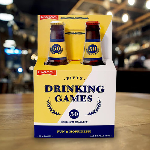 Lagoon Fifty Drinking Games NZ