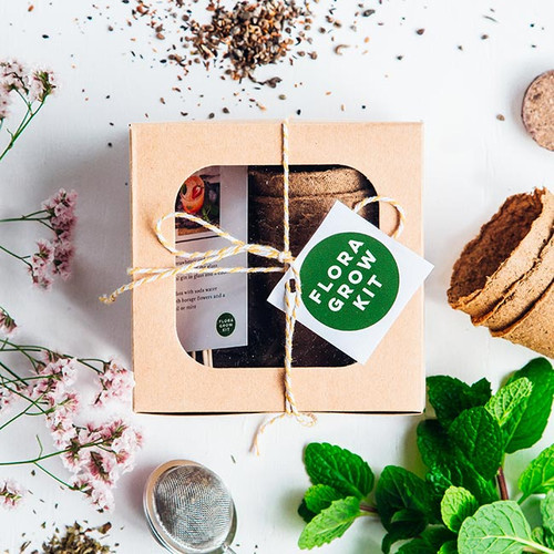 Flora Cocktail Herb Kit