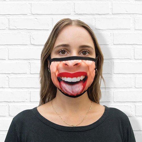 Mug Shot Face Mask NZ