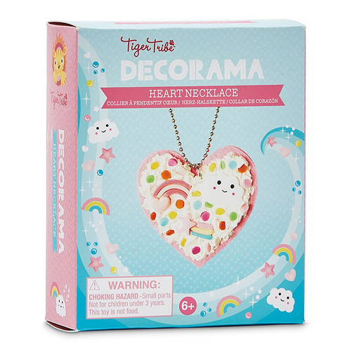 Decorama - Heart Necklace