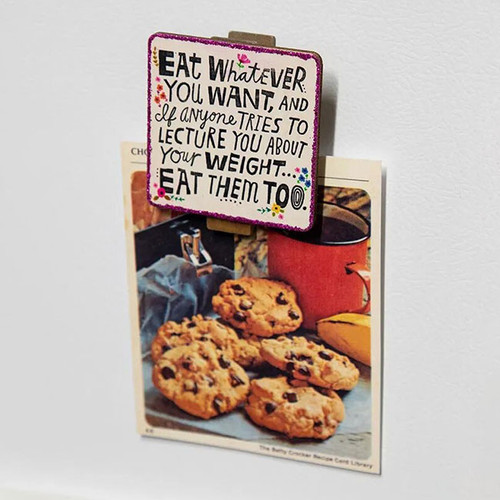Chirp Magnet Clip - Eat What You Want