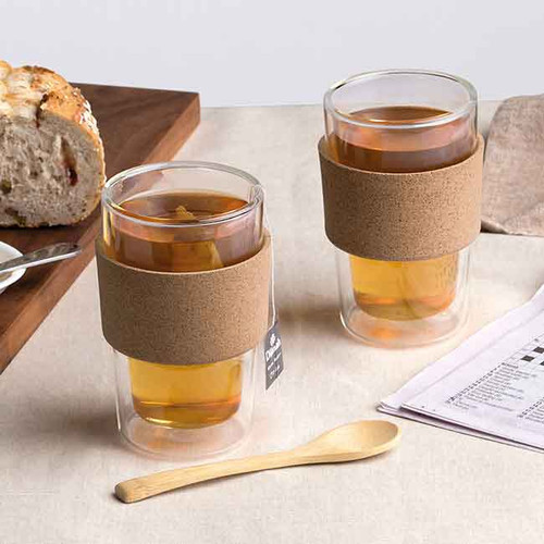 Kafe Double Walled Glasses (Set of 2)