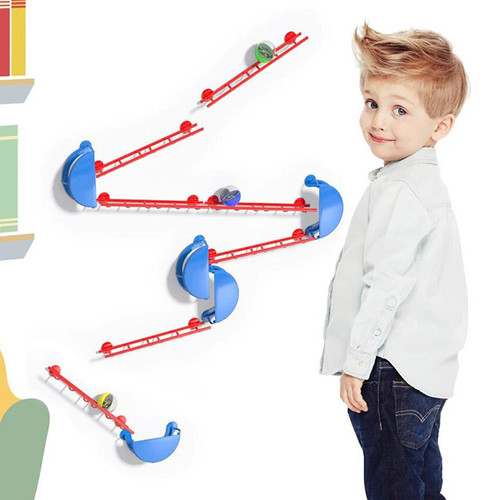 Skyrail XL Wall Marble Run