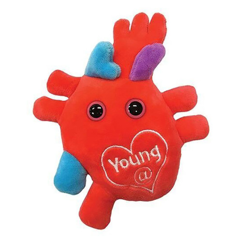 Young at Heart Giant Microbes