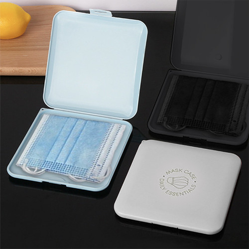 Mask Case with 4 Disposable Masks