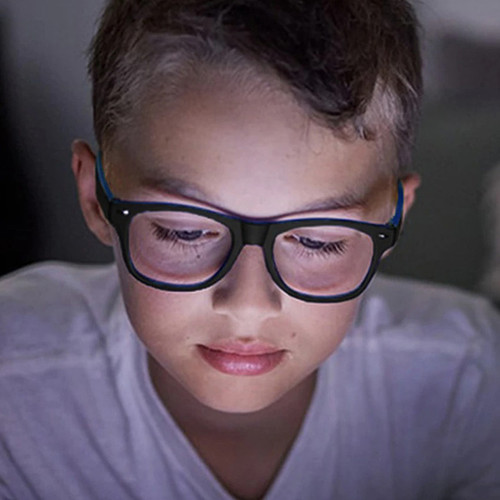 Screen Time Kids Blue Light Filter Glasses