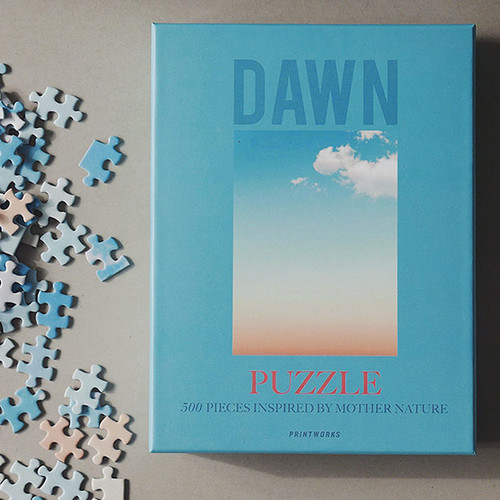 Printworks Dawn Puzzle - 500pc