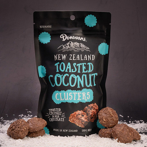 Donovan's Toasted Coconut Clusters