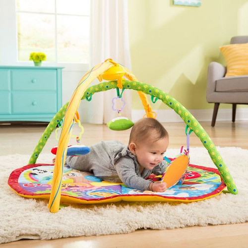 ABC 123 Learning Musical Motion Gym