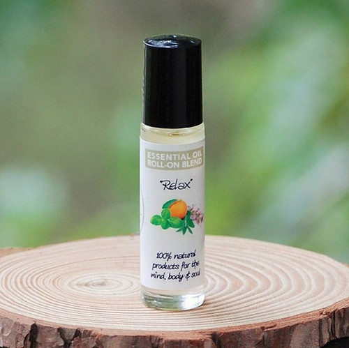 Relax - Pure Essential Oil Blend